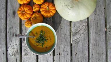 thai pumpkin soup (Small)