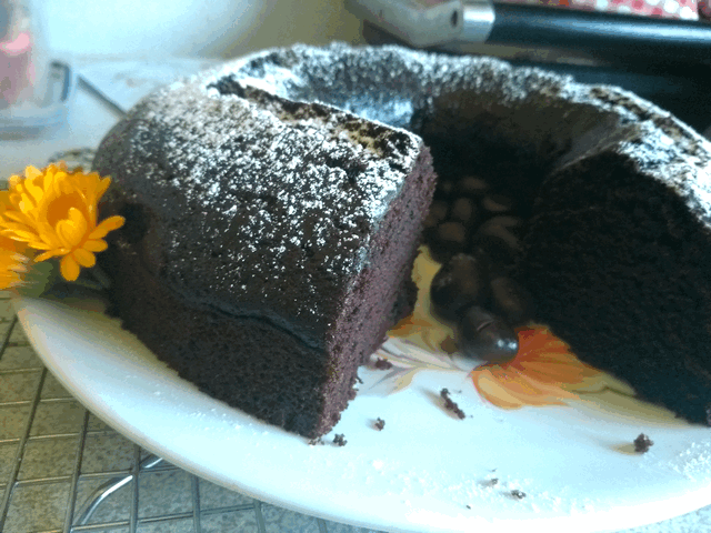 vegan chocolate kake recipe